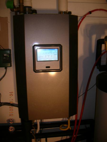NTI Fire Tube Boiler 110
