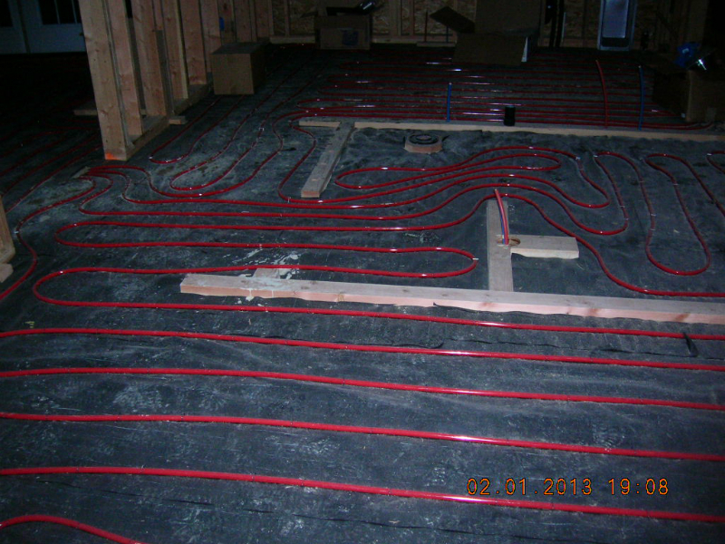02 oxygen barrier pex pipe